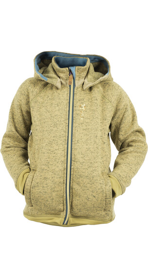 Röjk Kids Eskimo Hoody Honey Shake